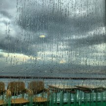 lluvia cristal